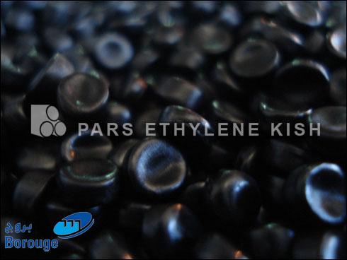 المواد الخام من البولي إثيلين