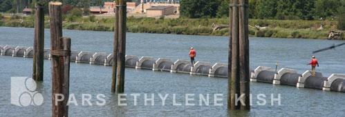 استخدام أنابيب البولي ايثيلين في مياه البحر