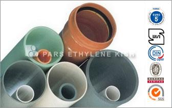 PVC المعايير أنابيب الصرف الصحي